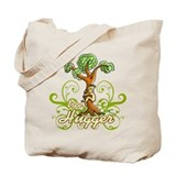 Tree Hugger v3 Tote Bag