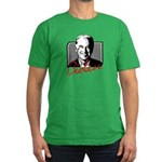 OBAMA BIDEN 2008 Men's Fitted T-Shirt (dark)
