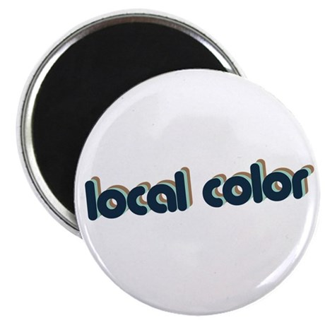 Local Color Magnet