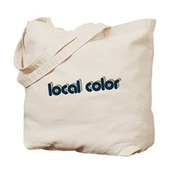 Local Color Tote Bag