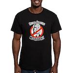 Retire Senator McAncient Men's Fitted T-Shirt (dar