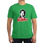 Commie Mommy Men's Fitted T-Shirt (dark)