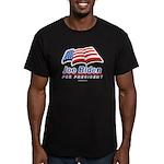 Joe Biden for President Men's Fitted T-Shirt (dark