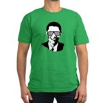 Kanye Obama Men's Fitted T-Shirt (dark)