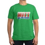 Mitt 2008 Men's Fitted T-Shirt (dark)