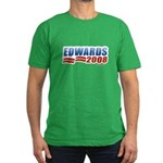 John Edwards 2008 Men's Fitted T-Shirt (dark)