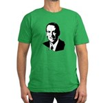 Mike Huckabee face Men's Fitted T-Shirt (dark)