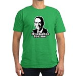 Huckabee for me Men's Fitted T-Shirt (dark)