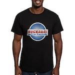 Huckabee for President Men's Fitted T-Shirt (dark)