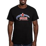 Gore for President Men's Fitted T-Shirt (dark)