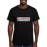 Bloomberg for President Men's Fitted T-Shirt (dark