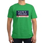 Nancy Pelosi for President Men's Fitted T-Shirt (d