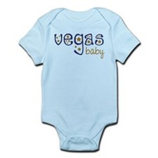 Vegas Baby Infant Bodysuit