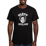 Hillary Clinton Men's Fitted T-Shirt (dark)