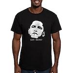 Obama 2008: Got hope? Men's Fitted T-Shirt (dark)