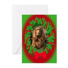 Sussex Spaniel Christmas Greeting Cards (Package o