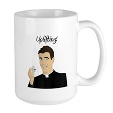 Quicker Vicar Upper Mug