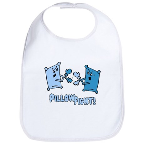 Pillow Fight Bib