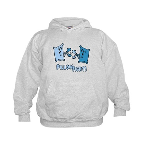 Pillow Fight Kids Hoodie