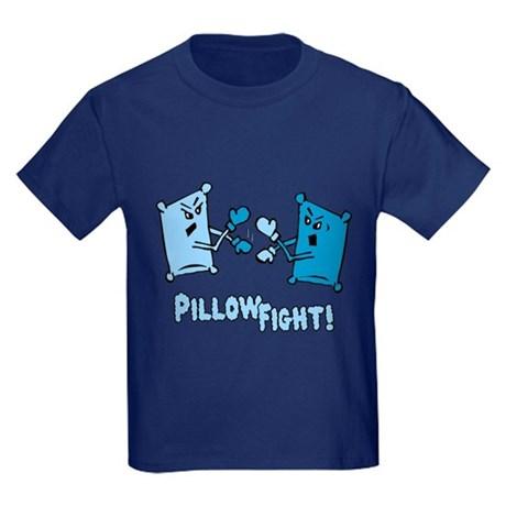 Pillow Fight Kids T-Shirt
