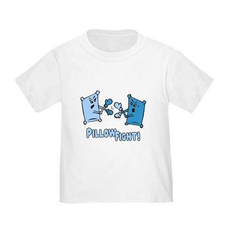Pillow Fight Toddler T-Shirt