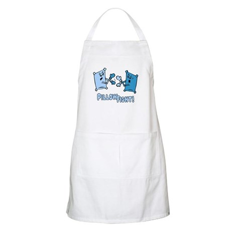 Pillow Fight BBQ Apron