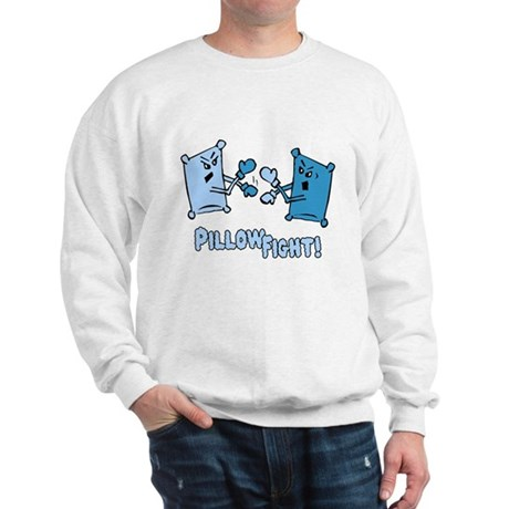 Pillow Fight Sweatshirt