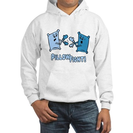 Pillow Fight Hooded Sweatshirt