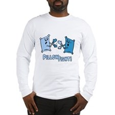 Pillow Fight Long Sleeve T-Shirt