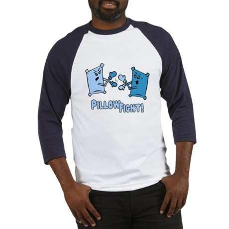 Pillow Fight Baseball Jersey