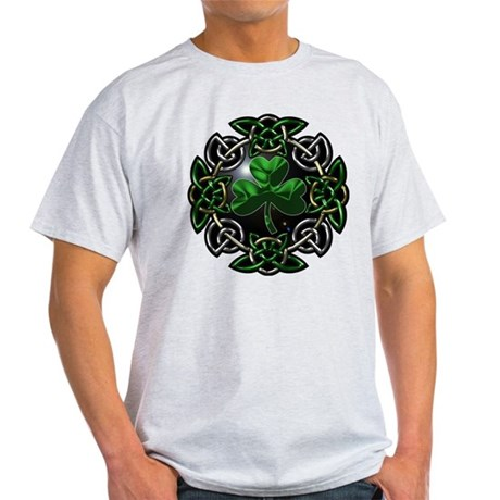 St. Patrick's Day Celtic Knot Light T-Shirt