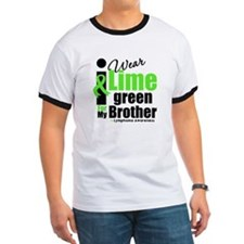 I Wear Lime Green For Brother T