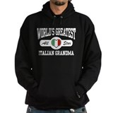 World's Greatest Italian Grandma Hoody