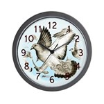 Almost Home! Wall Clock