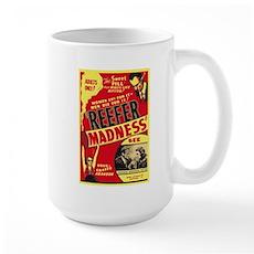 Vintage Reefer Madness Large Mug