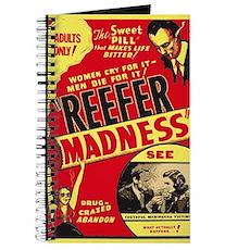 Vintage Reefer Madness Journal