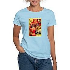 Vintage Reefer Madness Womens Light T-Shirt
