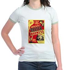 Vintage Reefer Madness Jr Ringer T-Shirt