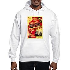 Vintage Reefer Madness Hooded Sweatshirt