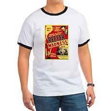 Vintage Reefer Madness Ringer T