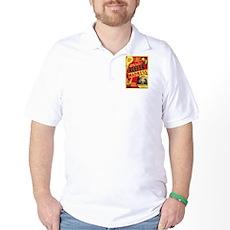 Vintage Reefer Madness Golf Shirt