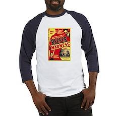 Vintage Reefer Madness Baseball Jersey