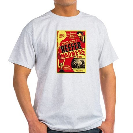 Vintage Reefer Madness Light T-Shirt