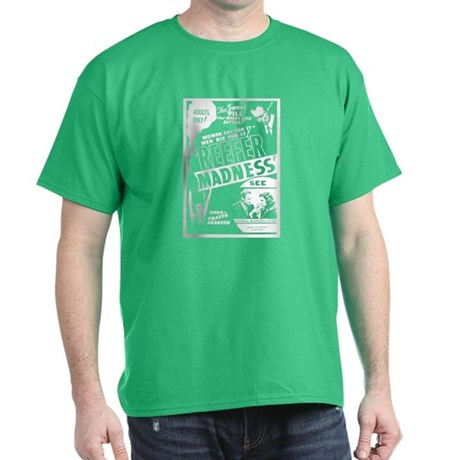 Vintage Reefer Madness T-Shirt