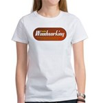 Family Woodworking Women's T-Shirt