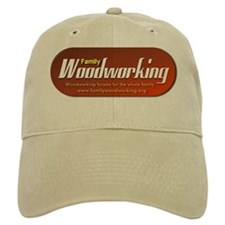 Family Woodworking Baseball Cap