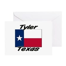 Tyler Texas Greeting Card