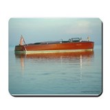 Antique Boat 327-80 Mousepad