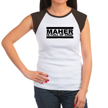 Maher Women's Cap Sleeve T-Shirt