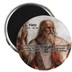 Music and Plato Magnet